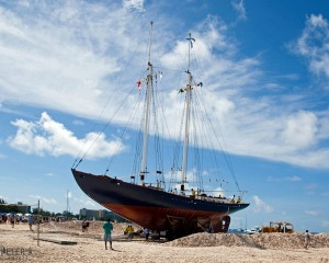 Schooner Ruth Launch Dec 6th 2014-5535